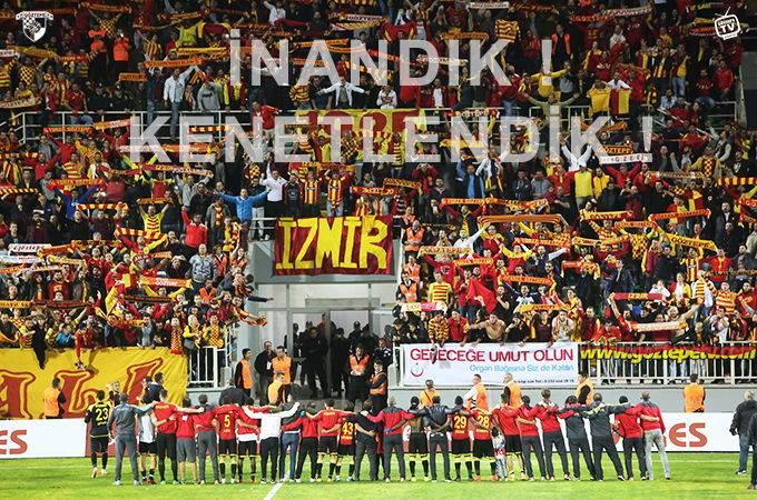 Göztepe 2016-2017 Sezonunun İlk Yarısında Neler Yaptı