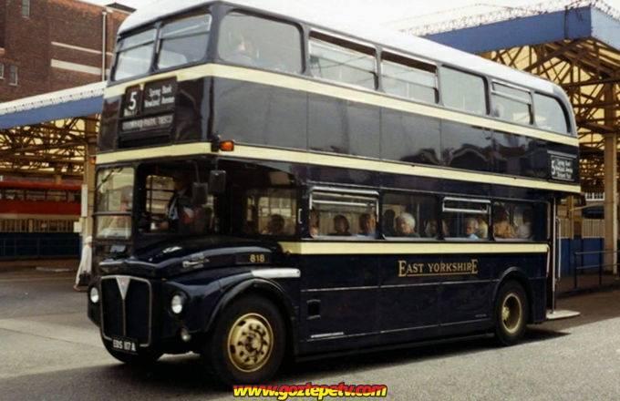 Göztepe Efsane Otobüsün Hikayesi